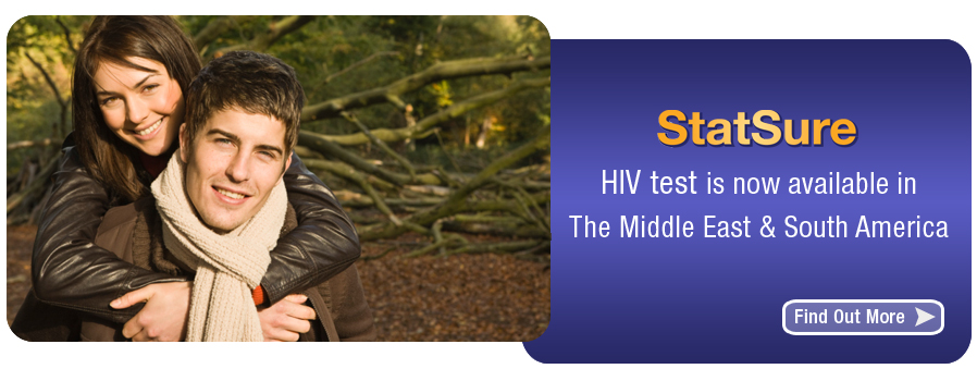 HIV Test Middle East & South America