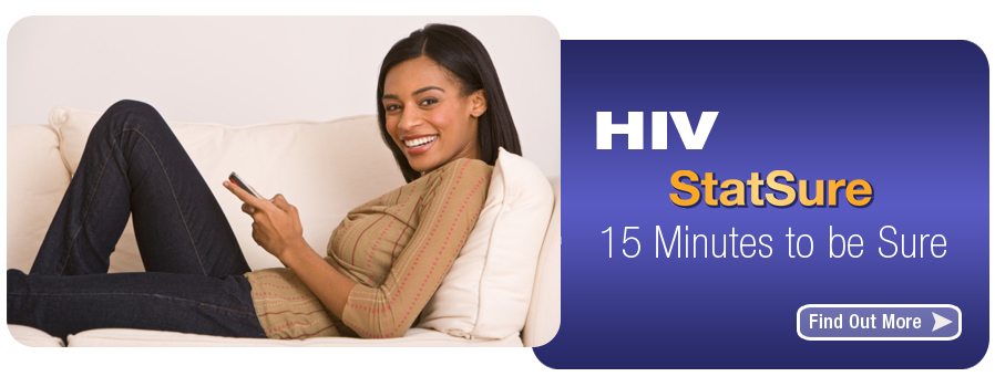 15 Minute HIV Test